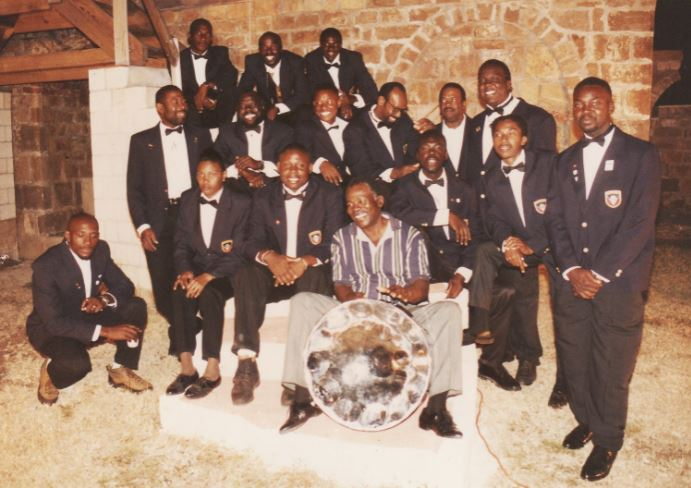 1995 Hells Gate 50th Anniversary Concert - Interpretation Center, Shirley's Heights, Antigua