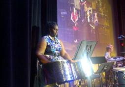 Vanessa Headley at Berklee College of Music