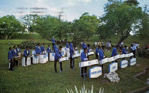 Pan Am North Stars Steel Orchestra