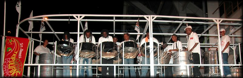 Invaders Steelband The Invaders Steelband Distant Shores
