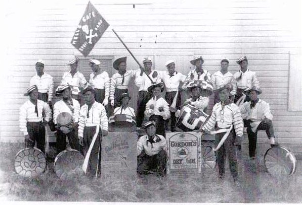 Hells Gate Steel Orchestra 1950