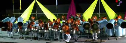 Grenada 2018 Panorama Results - Commancheros Steel Orchestra