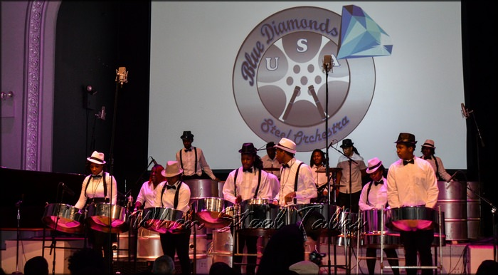 Blue Diamonds USA Steel Orchestra performs at 2018's Pan Is Sweet