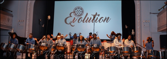 Pan Evolution Steel Orchestra performs at 2018's Pan Is Sweet
