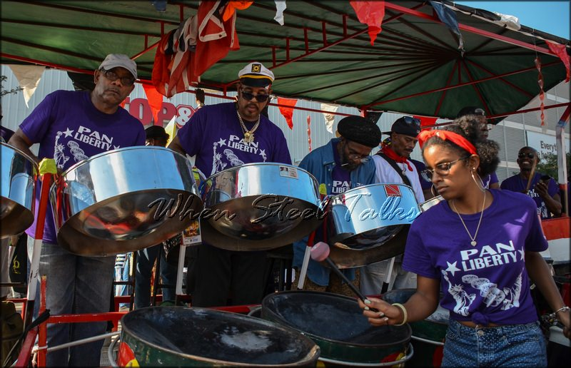 Pan Liberty Steel Orchestra