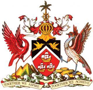 The Coat of Arms of the Republic of Trinidad and Tobago
