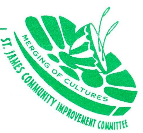 St. James Community Improvement Committee (CIC) brand
