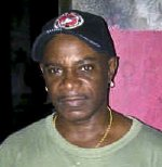 Robert K. Cadet, Sr., arranger for Grenada's Pan Ossia Steel Orchestra