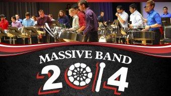 CSULB Caribbean Extravaganza Massive Band 2014 flyer