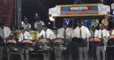Babonneau Steel Orchestra