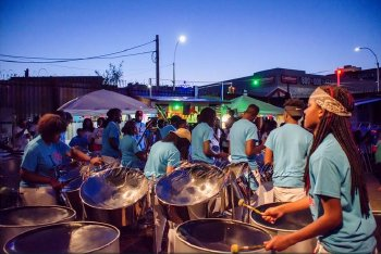 New York Pan Stars Steel Orchestra