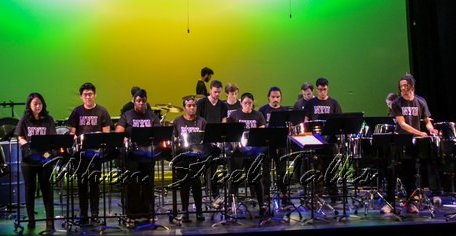 NYU Steel performs at its 2019 Spring Concert