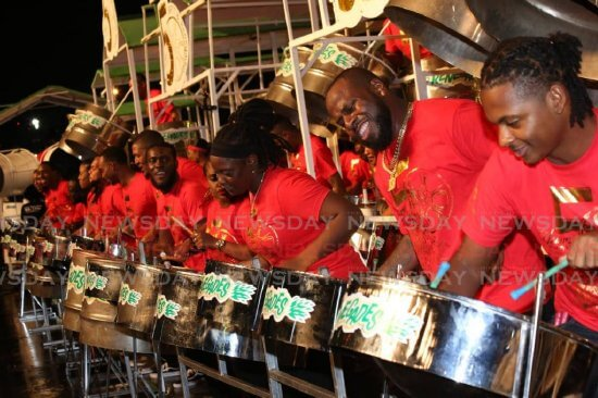 Renegades Steel Orchestra