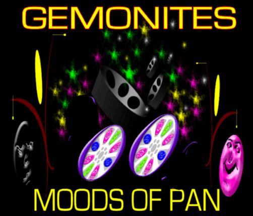 Moods of Pan flyer