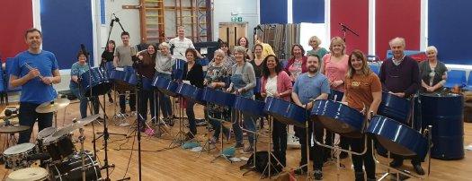 Worthington Steel Band