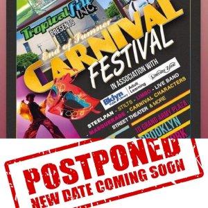 Tropicalfete Postpones Carnival Festival
