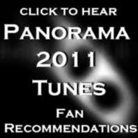 recommend your favorite tune for panorama 2011