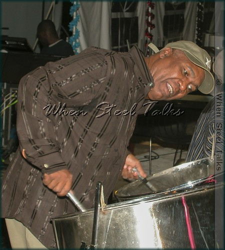 "Len ""Boogsie"" Sharpe - Champion Steelpan Arranger"