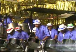 Trinidad All Stars Steel Orchestra