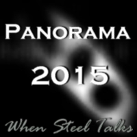 Panorama 2015 When Steel Talks Logo