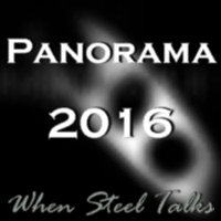 When Steel Talks' 2016 Panorama logo