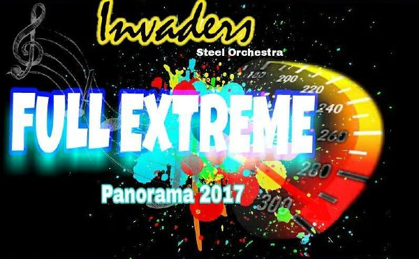 Invaders Steel Orchestra