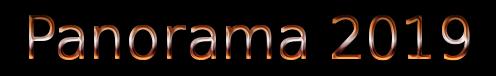 When Steel Talks 2019 Steelband Panorama logo