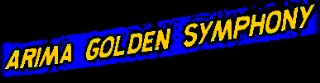 Arima Golden Symphony Steel Orchestra band logo - When Steel Talks