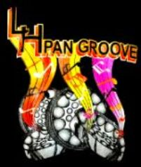 LH Pan Groove band logo - When Steel Talks