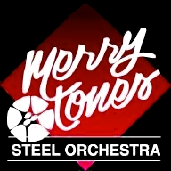 Merrytones Steel Orchcestra logo