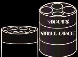 Moods Steel Orchcestra logo
