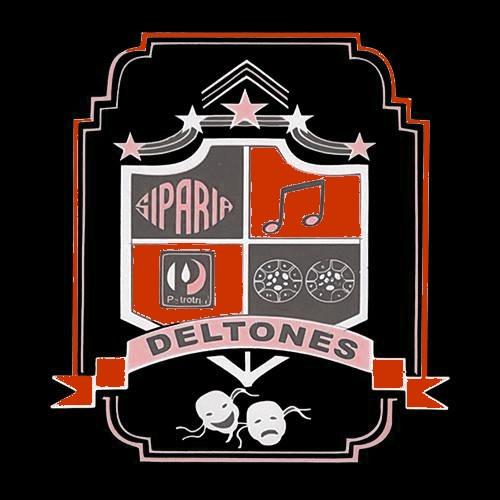 Siparia Deltones band logo - When Steel Talks