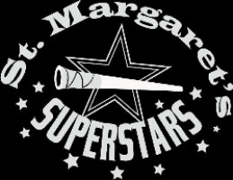 Logo of St. Margaret's Superstars Steel Orchestra