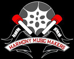 Harmony Music Makers band logo - When Steel Talks